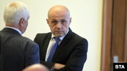 Вицепремиерът Томислав Дончев