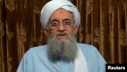 Лидер «Аль-Каиды» Айман аль-Завахири.