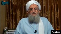 Lideri i Al Kaidës Ayman al Zawahri