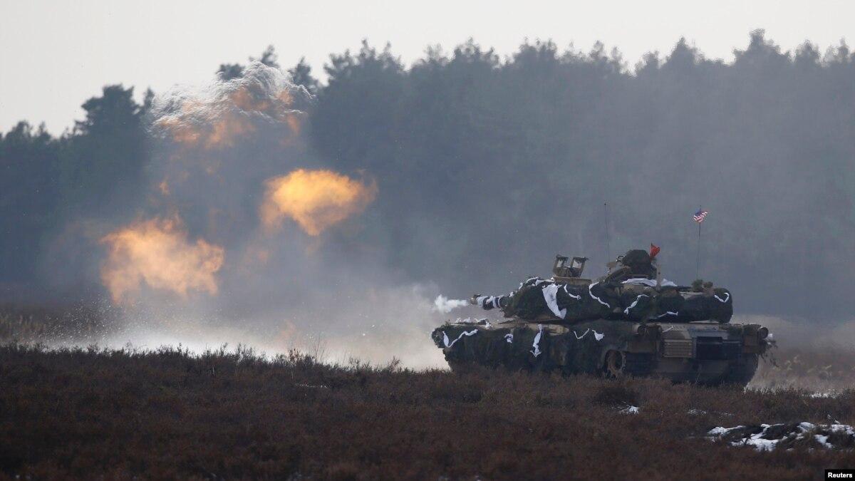 НАТО построит в Польше склад для военной техники США