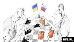 Карикатура Михаила Златковского