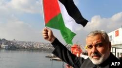 Лидер ХАМАСа Исмаил Хания