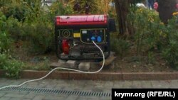 Севастополь, генератор на площі Ушакова