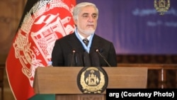 "Abdullah Abdullah: ""Unfortunately, so far, the level of violence is very high and to a level that is not acceptable for the people."" (file photo)"