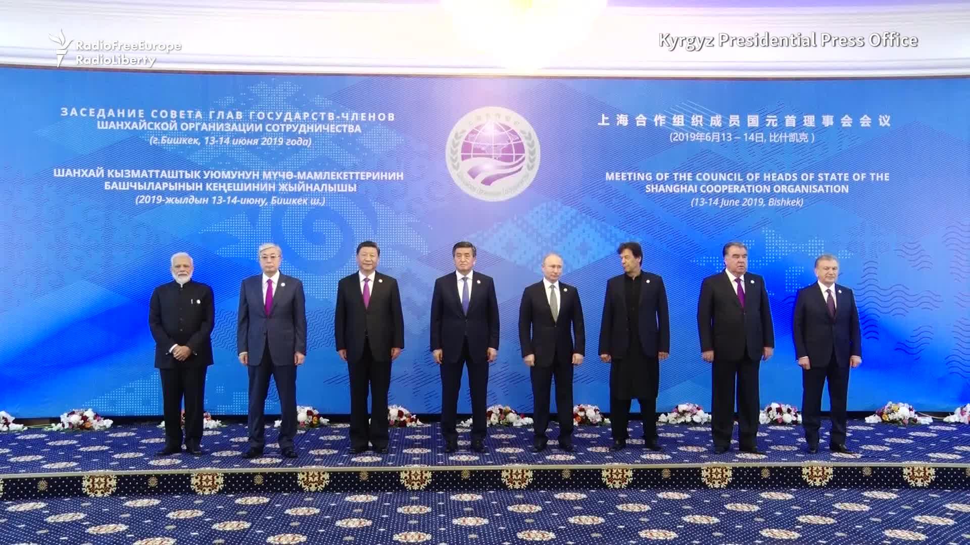 Kyrgyzstan Hosts Shanghai Cooperation Organization Summit