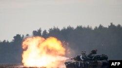 Vežbe poljskih i američkih snaga