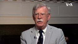 Bolton Discusses Russia's Hypersonic Weapons, Iran's Nuclear Ambitions