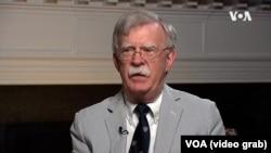 Советник Белого дома по национальной безопасности Джон Болтон