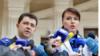 Victor Osipov şi Nina Ştanski s-au întîlnit Chişinău