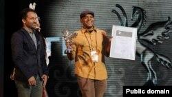 Гран-при Бангладеш киночыларына тапшырылды