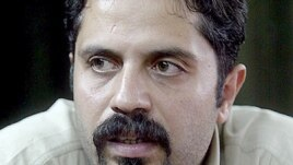 Iranian student activist Ali Afshari