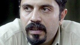 Former Iranian student activist Ali Afshari