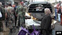 Архивска фотографија: Хомс.