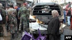 در مدت بیش از دو سالی که حمص در دست شورشیان بود٬ حدود دو هزار و ۲۰۰ تن در این شهر در اثر بمبارانهای روزمره کشته شدهاند