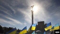 Украиндер күнкорсуздуктун 19 жылдыгында. Киев. 24-август 2010