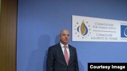 Комісар Ради Європи з прав людини Нілс Муйжнієкс