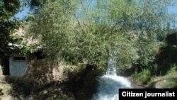 Манзараи зебо (водопад)