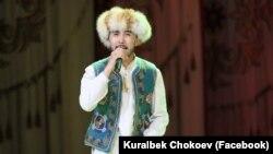 Шоу бошловчиси Қурал Чўқаев.