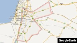 اردن در شمال خود با سوریه هممرز است
