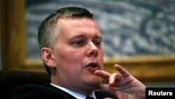 Міністр оборони Польщі Томаш Семоняк