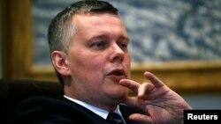 Министр обороны Польши Томаш Семоняк