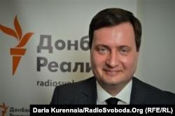Андрій Юсов, представник кандидата на пост президента України Анатолія Гриценка