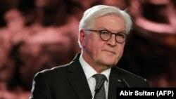 فرانک والتر اشتاین مایر، رئیس جمهور جرمنی