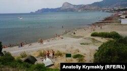 Мыс Алчак, Крым