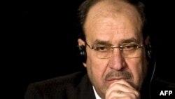 Премиерот на Ирак Нури Ал Малики