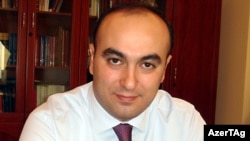 Заведующий отделом политического анализа и информационного обеспечения Администрации президента Азербайджана Эльнур Асланов