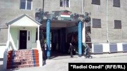 زندان مرکزی دوشنبه
