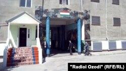 Душанбедегі орталық түрме. Көрнекі сурет.