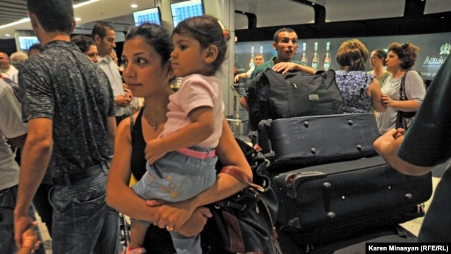 Many Syrian Armenians have already fled their country. According to Armenian government data, 6,248 left Syria for Armenia in the first six months of 2012.