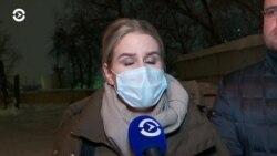 Первое интервью Любови Соболь после выхода из полиции