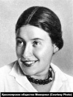 Екатерина Максимова. 1930-е годы. Москва