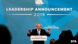 Novi lider Konzervativne partije i britanski premijer Boris Džonson (Johnson)