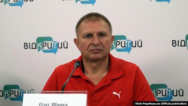 Олег Шапка, Дніпро, 12 вересня 2019 року