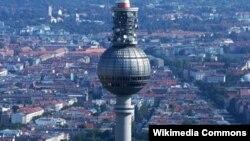 Pamje nga kryeqyteeti Berlin në Gjermani