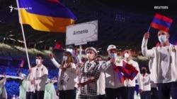 Արթուր Ալեքսանյանն ու Սիմոն Մարտիրոսյանը՝ Օլիմպիական խաղերի արծաթե մեդալակիրներ