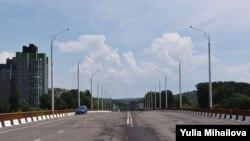 Мост между Рыбницей и Резиной