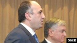Məmmədyarov və Nalbandyan
