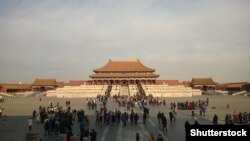 Пекин (Көрнекі сурет).