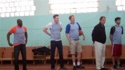 Баскетболісти NBA, благодійники Святошинського інтернату