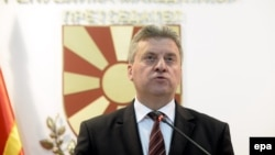 In April, Macedonian President Gjorge Ivanov issued pardons for 56 officials who were prosecuted over their involvement in the scandal, leading to nationwide protests and the cancellation of elections set for June 5.