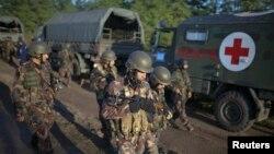 Mađarska vojska stiže na granicu sa Srbijom, u blizini kampa Roszke