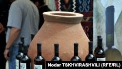 Эталоном традиционного кахетинского виноделия считается вино, производимое в монастыре святого Георгия в Алаверды