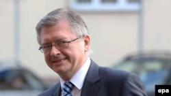 Посол России в Польше Сергей Андреев.