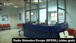 Prazna čekaonica doma zdravlja u Sarajevu, ilustrativna fotografija