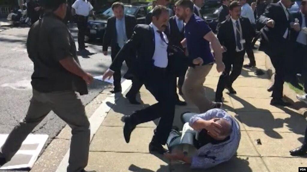 Трамп потребовал от Эрдогана «невозможного» и быстро отправил домой