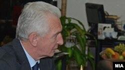 Рускиот амбасадор во Македонија Олег Шчербак